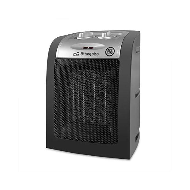 Calefactores eléctricos pequeños