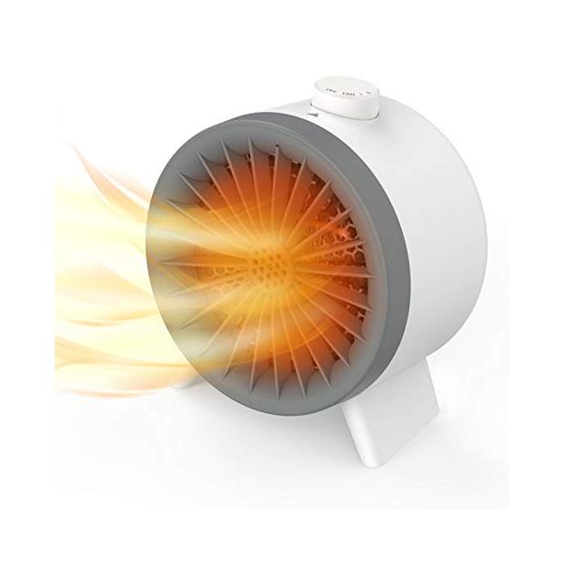 Calefactores eléctricos sin ruido