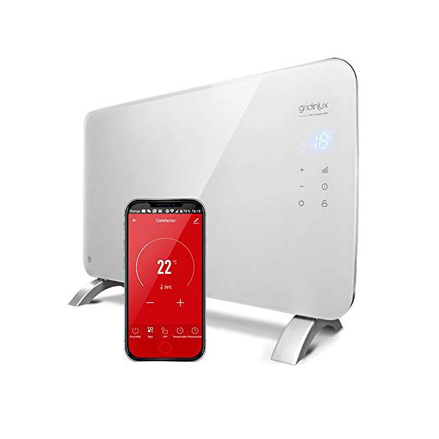 Calefactores eléctricos wifi