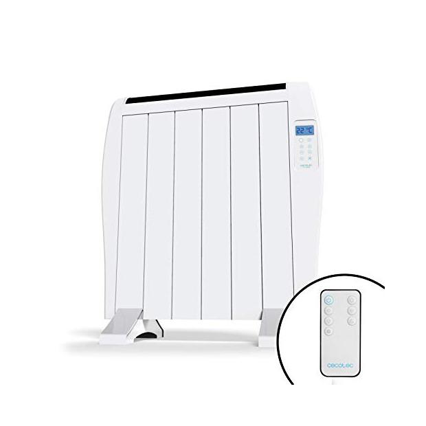 Calefactores programables bajo consumo