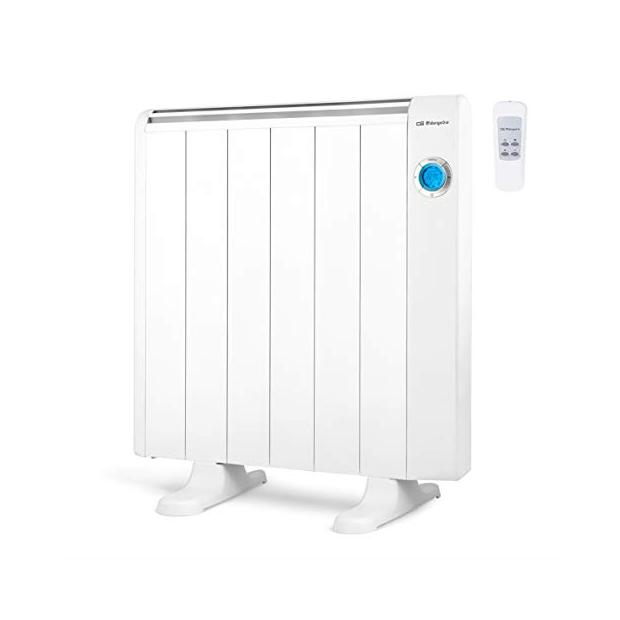 Calefactores radiadores bajo consumo
