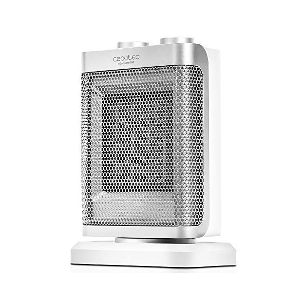 Calefactores silenciosos bajo consumo