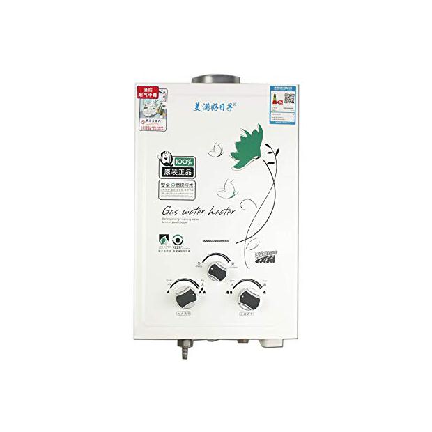 Calentadores de agua 6 litros