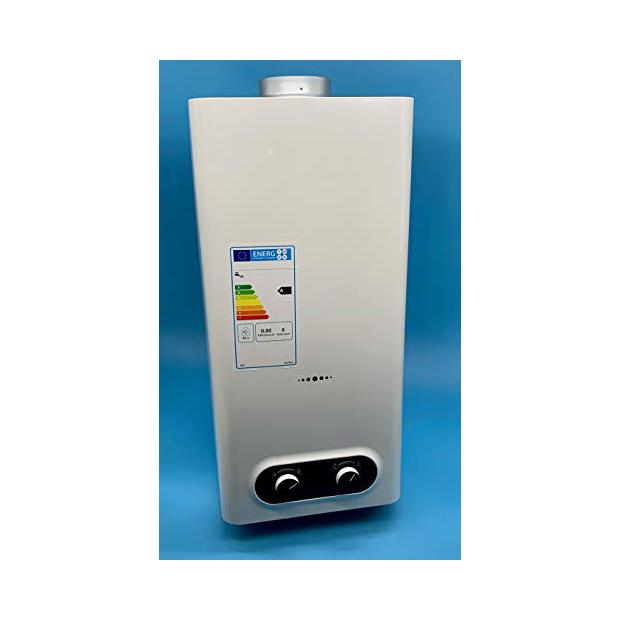 Calentadores de agua 6l butano