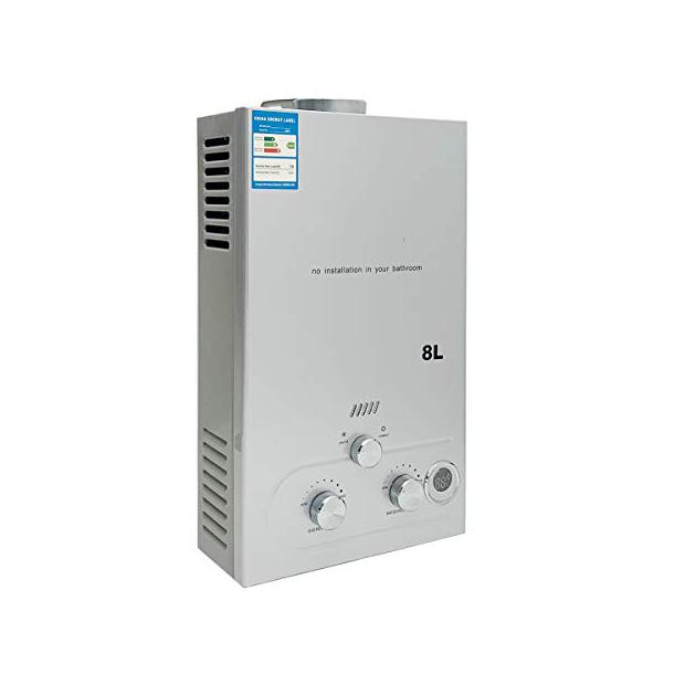 Calentadores de agua 8 litros