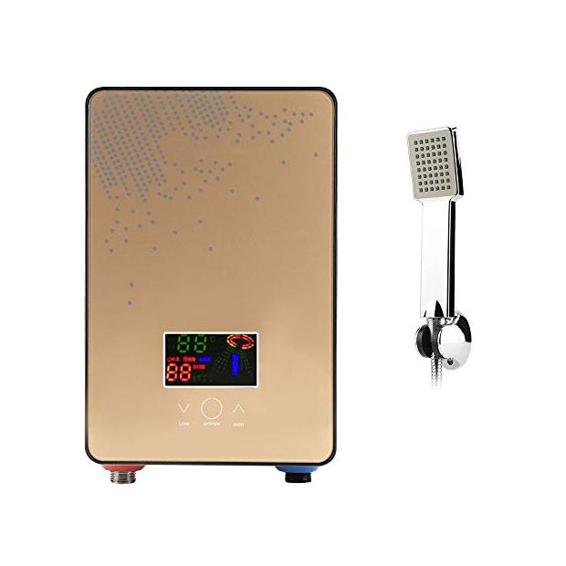 Calentadores de agua para caravanas