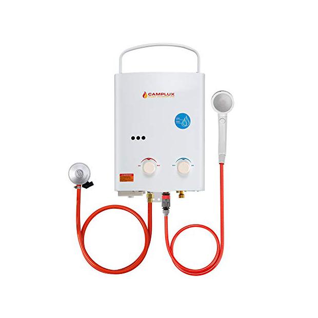 Calentadores de agua para ducha portátiles