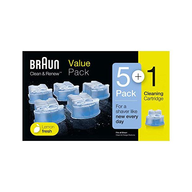 Calentadores de cera Braun