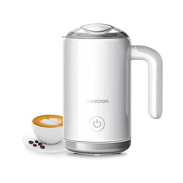 Calentadores de leche nespresso