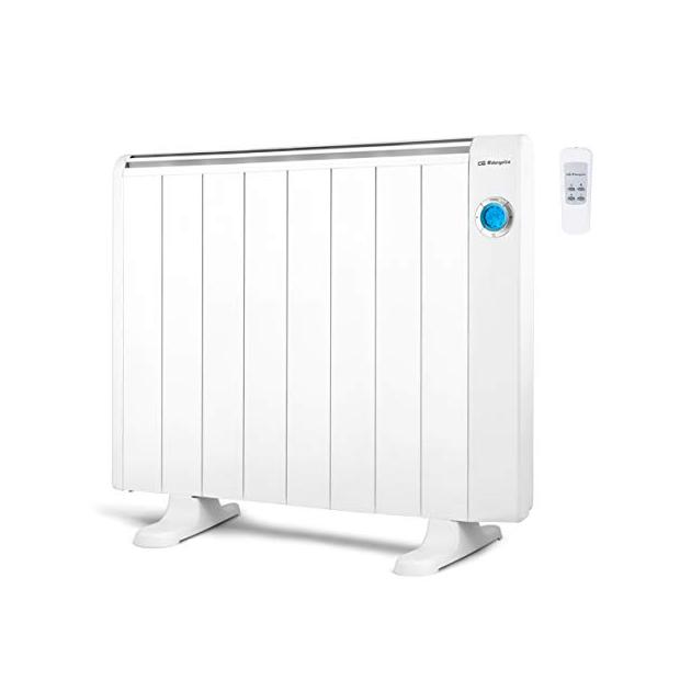 Calentadores eléctricos bajo consumo