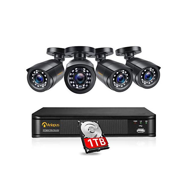 Cámaras de vigilancia 1tb