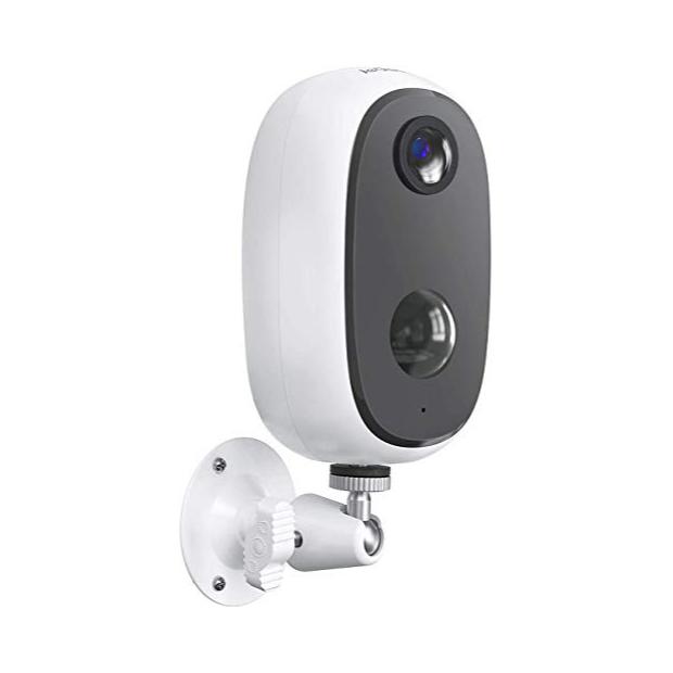 Cámaras de vigilancia exterior autonomas
