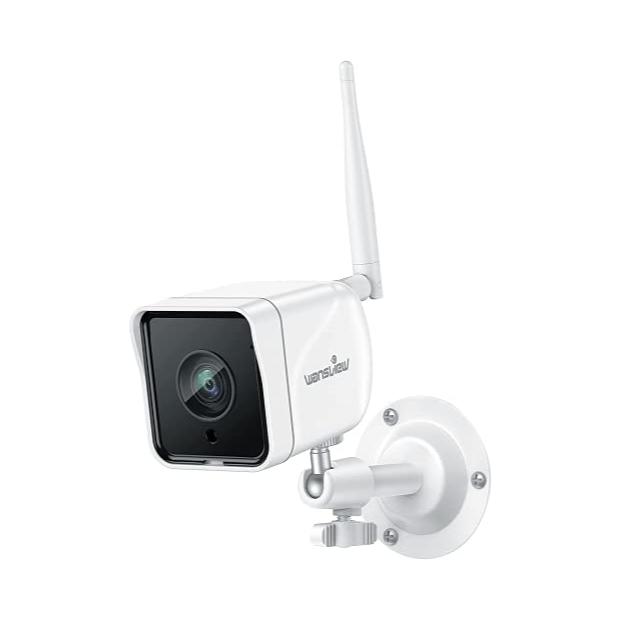 Cámaras de vigilancia exterior con WIFI