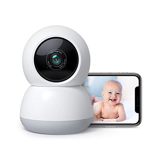 Cámaras de vigilancia para bebés HD