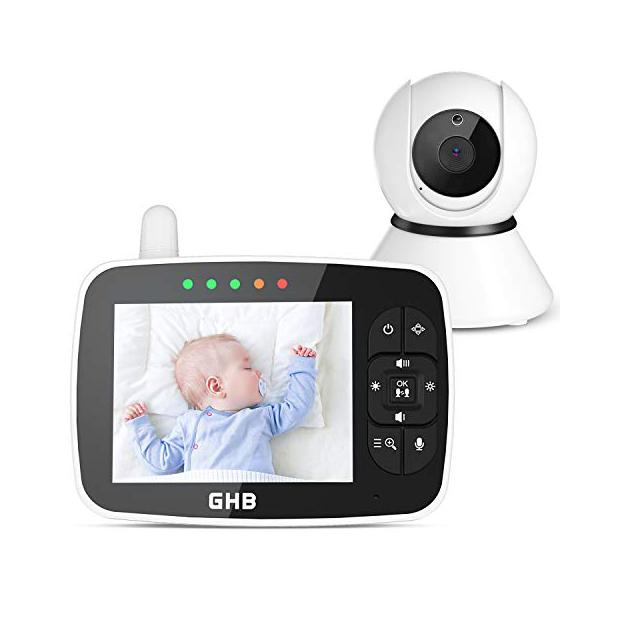 Cámaras de vigilancia para bebés para gemelos