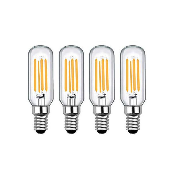 Campanas extractoras con LED