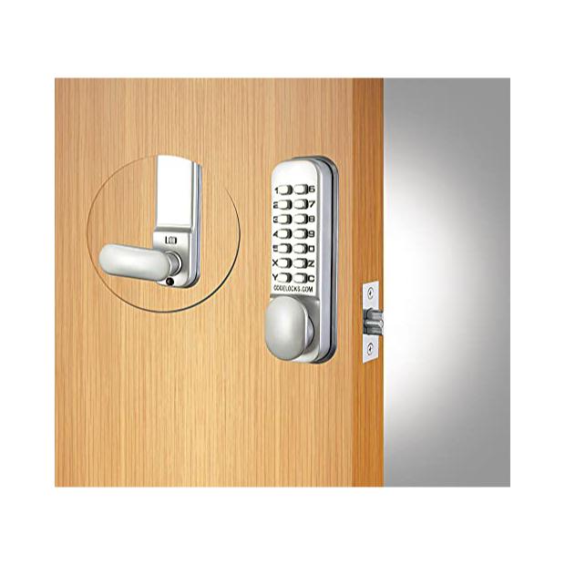 Cerraduras electrónicas con teclado