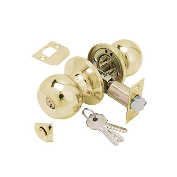 Cerraduras para puertas interior con llave