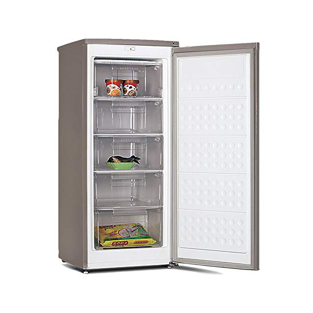 Congeladores gris