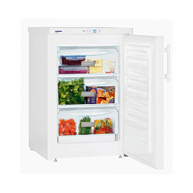 Congeladores horizontales Liebherr