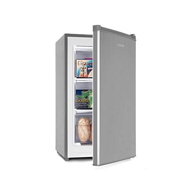 Congeladores horizontales de acero inoxidable