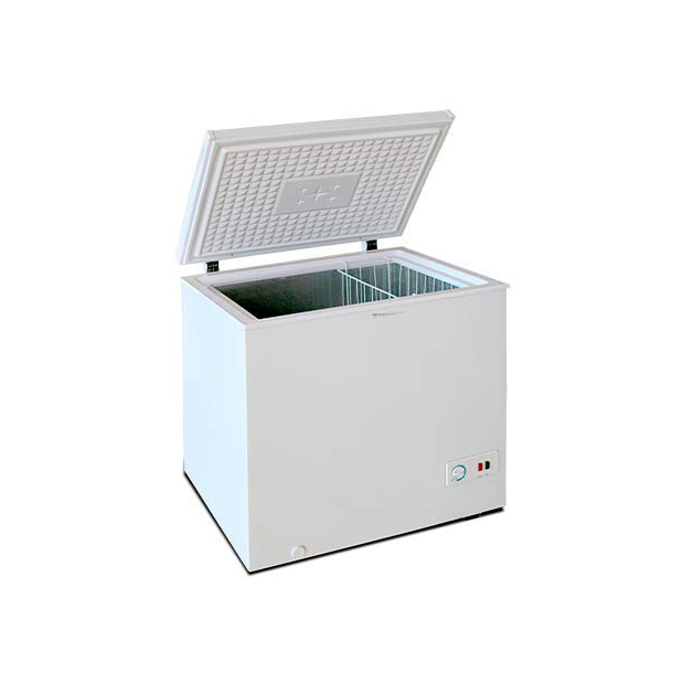 Congeladores horizontales de bajo consumo