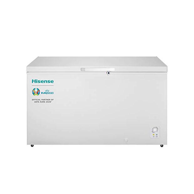 Congeladores horizontales de color
