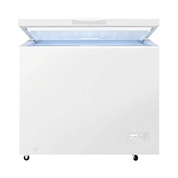 Congeladores horizontales estrechos