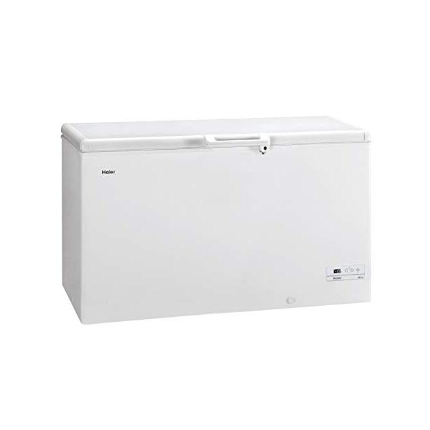 Congeladores horizontales grandes con cierre