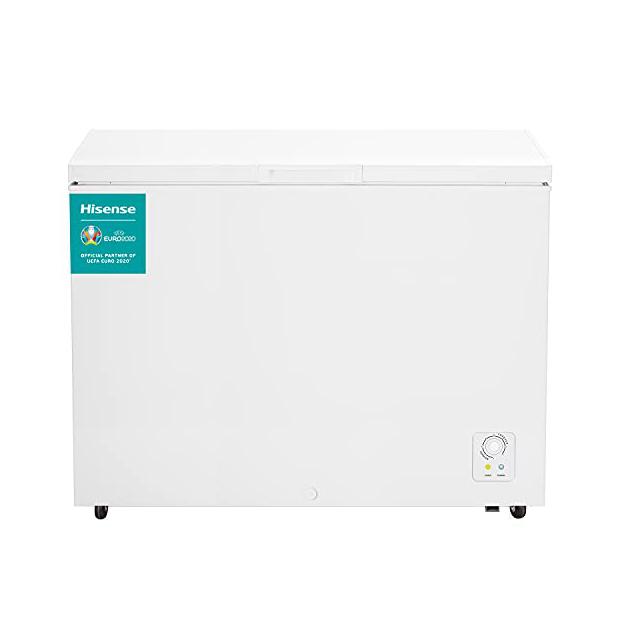Congeladores horizontales no frost 300 litros