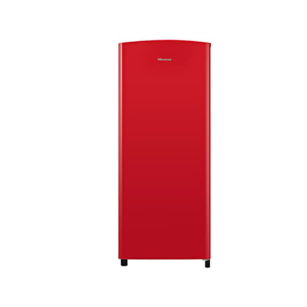 Congeladores rojo
