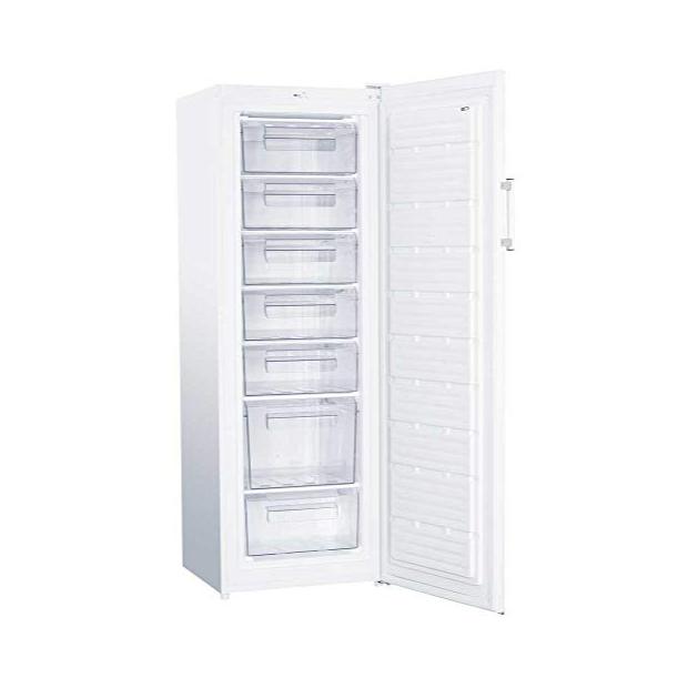Congeladores verticales 7 cajones