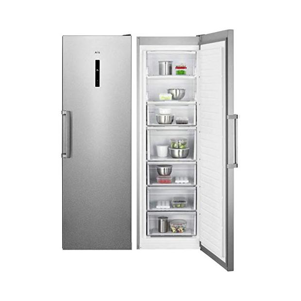 Congeladores verticales AEG
