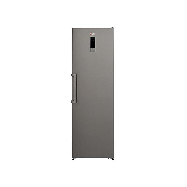 Congeladores verticales de acero inoxidable