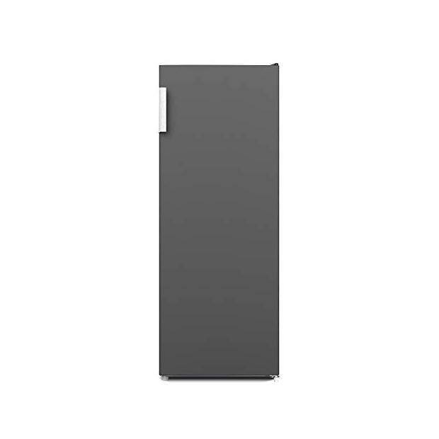 Congeladores verticales grandes inox
