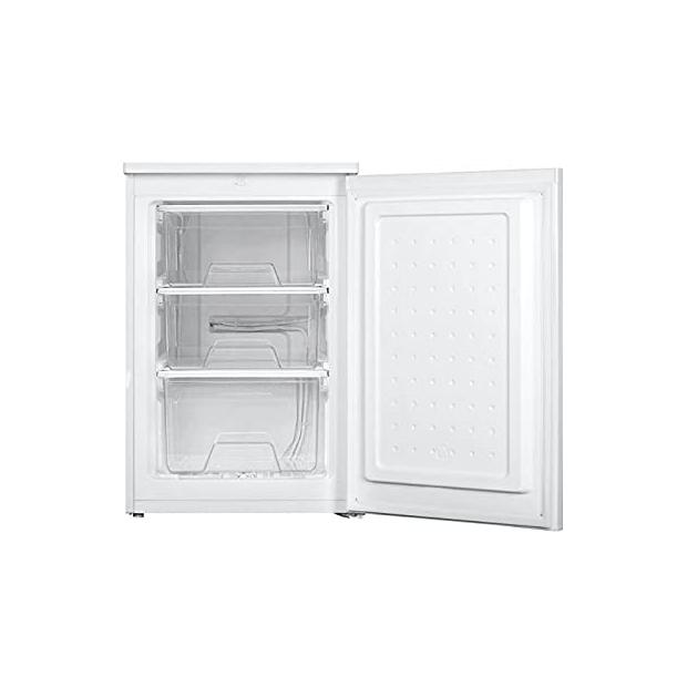 Congeladores verticales gris