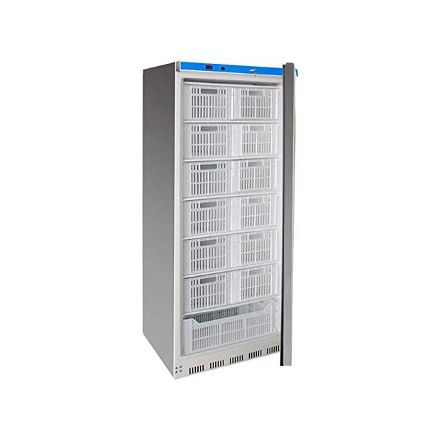 Congeladores verticales industriales
