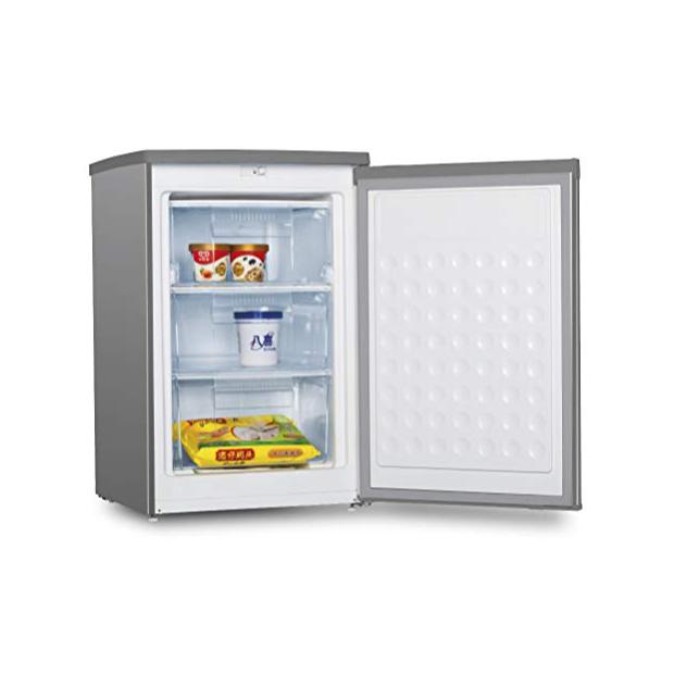Congeladores verticales inox