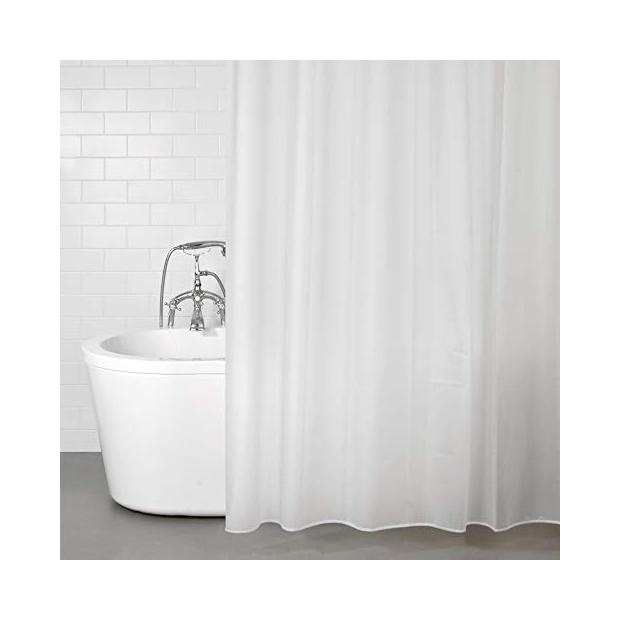Cortinas de baño con ganchos