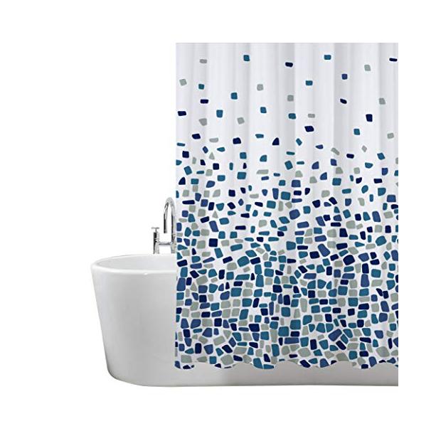 Cortinas de baño lavables