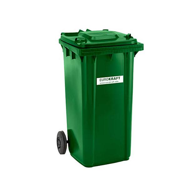 Cubos de basura 240 litros