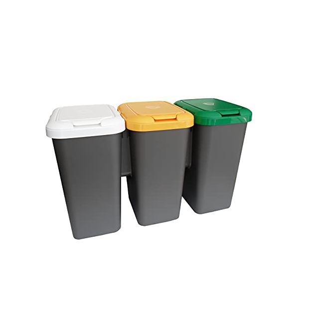 Cubos de basura 75 litros