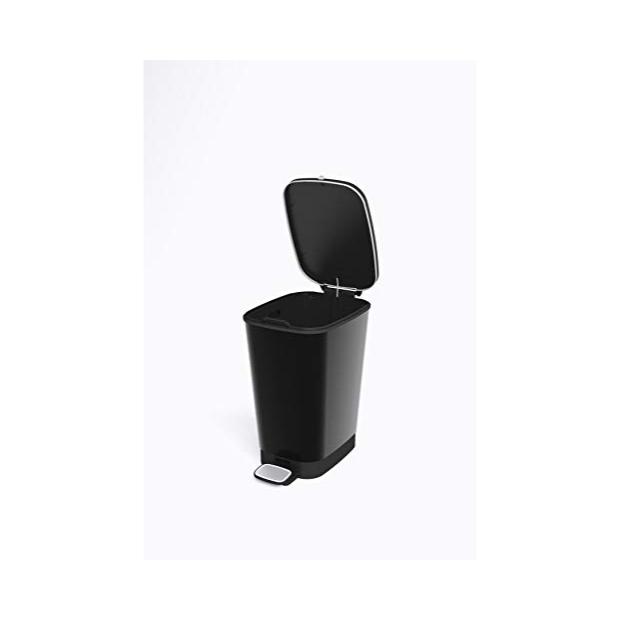 Cubos de basura negros 30 litros