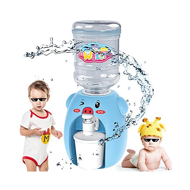 Dispensadores de agua en miniatura