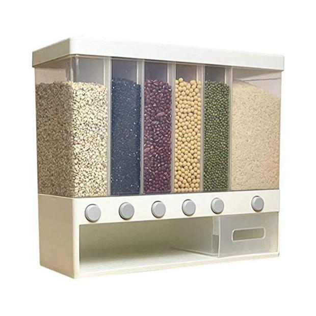 Dispensadores de cereales automatico