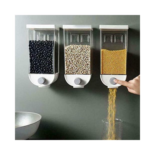 Dispensadores de cereales de pared