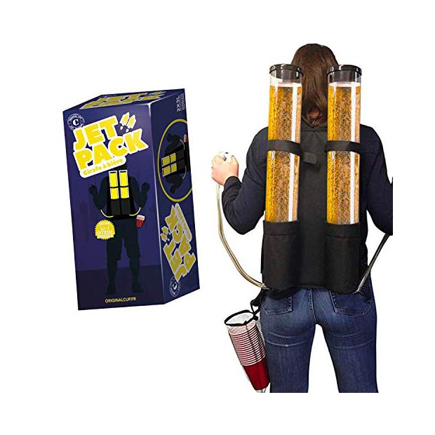Dispensadores de cerveza mochila