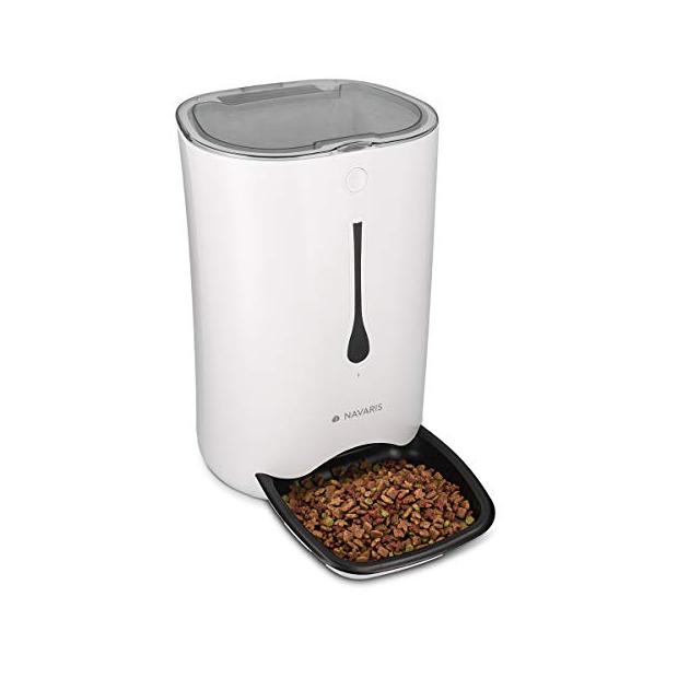 Dispensadores de comida automatico para perros