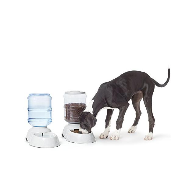 Dispensadores de comida grandes para perros