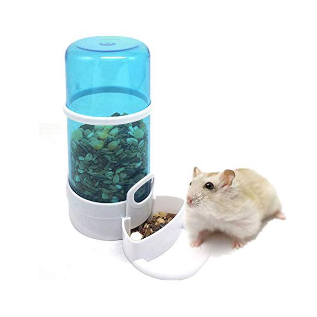 Dispensadores de comida para hamster